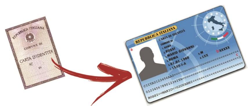 Comune di matera arriva la carta d 39 identit elettronica for Requisiti carta di soggiorno 2017